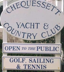 Chequessett Yacht Country Club